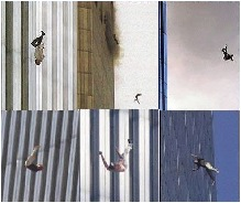 I was there on NineEleven watching people leap to their deaths