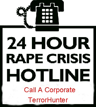 Call The Corporate Rape Center Hotline