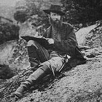 Reporter at the Battle of Gettysburg