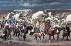 The museum is not about the Trail of Tears in March, 1839...